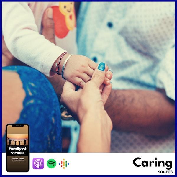 'Caring' - Virtues Reflections Image