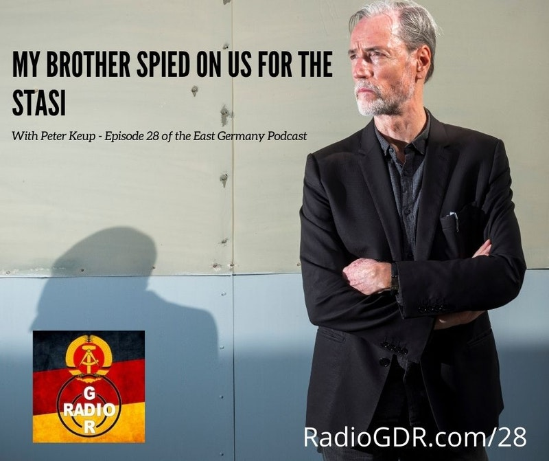 Episode image for My brother spied on us for the Stasi and how I survived life in an East German Prison (28)