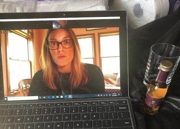Social Distancing Special #4. Rachel Rudwall, travel storyteller.