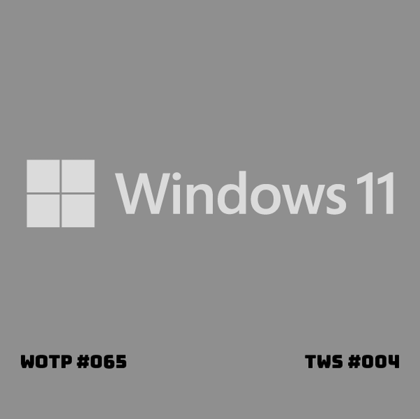 Will THIS be the last Windows ever?! - TWS#004