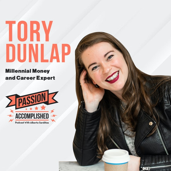 $100,000 saved by 25 with Tori Dunlap