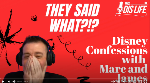 Disney Confessions with James Williams of Mouse Ears and Magic Pod Image
