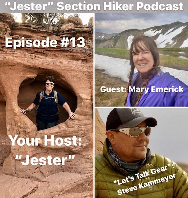 Episode #13 - Mary Emerick (Monkey Bars)