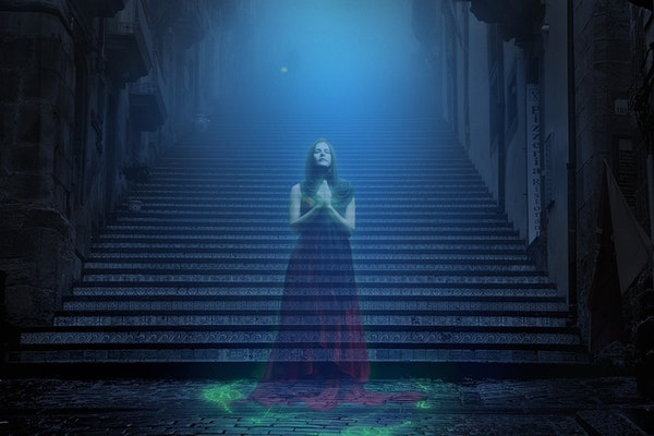 Spirits Speak of the Universe Image