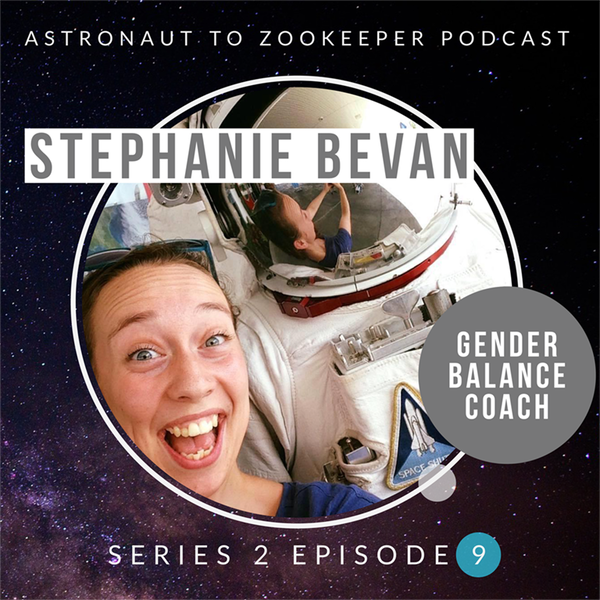 Gender Balance Coach - Stephanie Bevan Image
