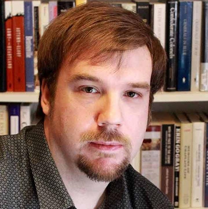 S1E7: Damian Shiels - Historian & Battlefield Archaeologist