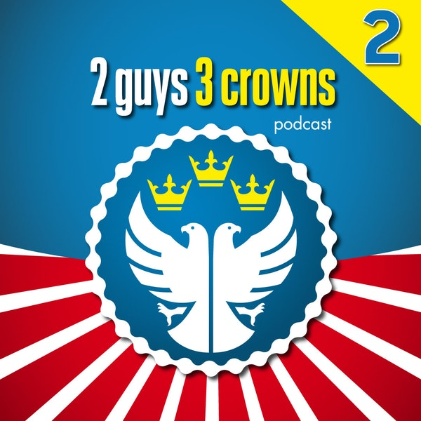 2Guys 3Crowns - S1E2 Image