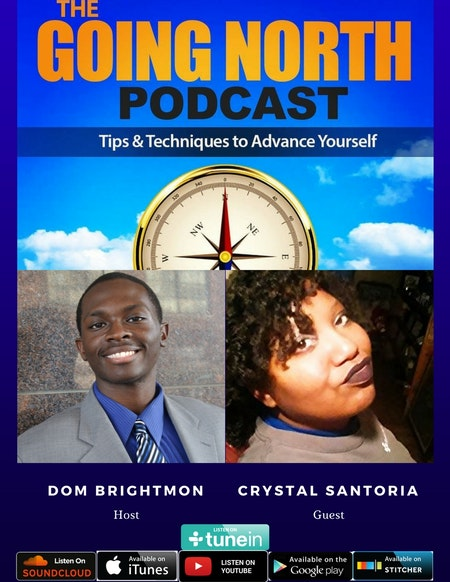 "51 - ""How to Turn Your Pain Into a Paycheck"" with Crystal Santoria @PhirstPoet Image"