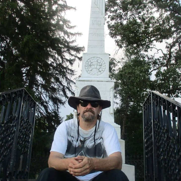 Episode 50 - A Conversation with Necrotourist Ken Naegele