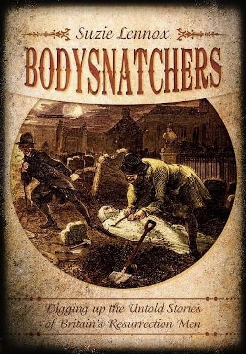 Episode #36 - Body Snatchers! Image