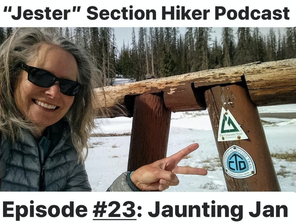 Episode #23 - Jaunting Jan (BeeKeeper)