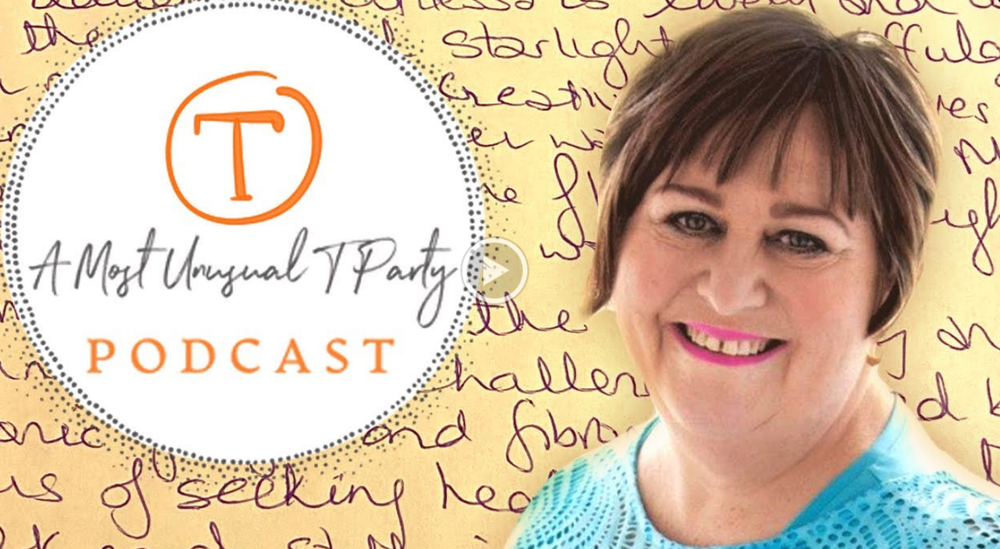Law, Leadership & Podcasting | Guesting on A Most Unusual T Party