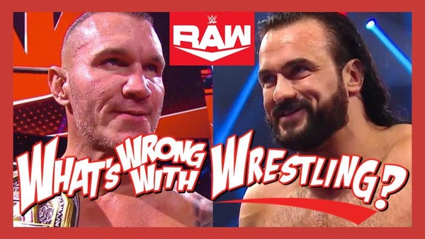 FIGHTING FOREVER - WWE Raw 11/9/20 & SmackDown 11/6/20 Recap Image