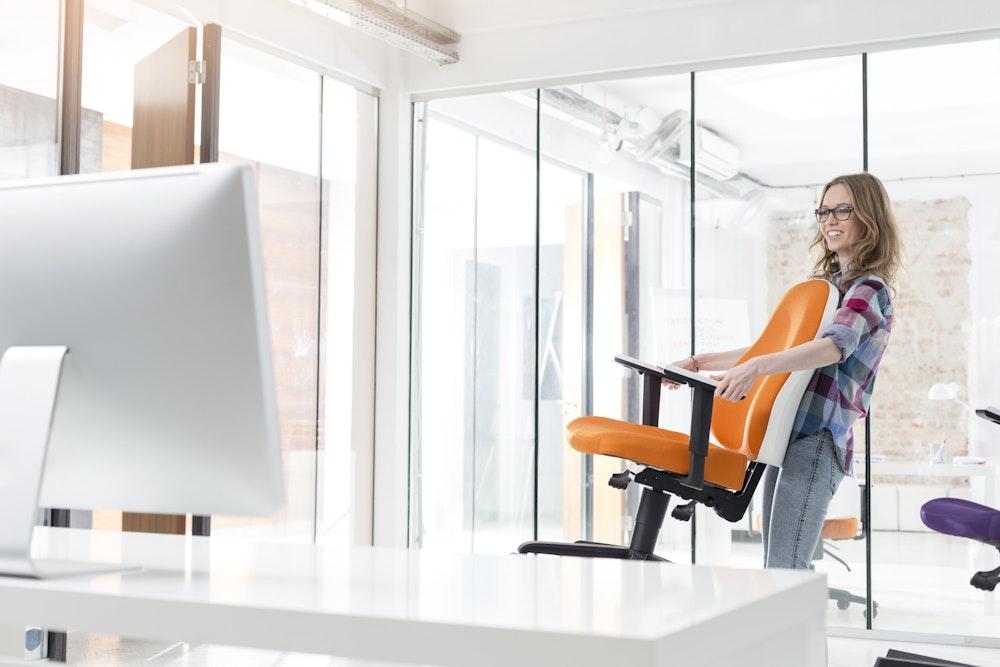 Office Talk: Buy the Chair - E34