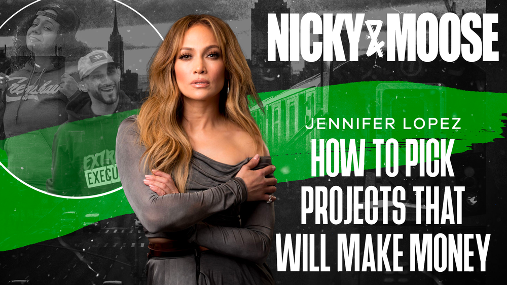 How To Pick Projects That Will Make You More Money | The Jennifer Lopez Story