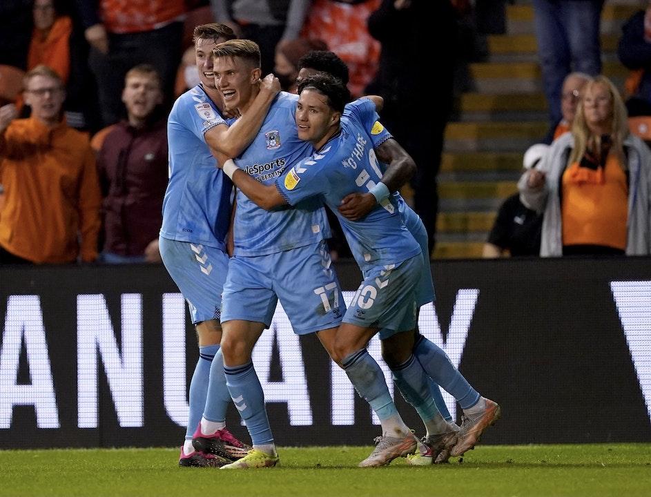 Total Cov Blog #5 - Blackpool 0 - 1 Coventry City, 17.08.2021.