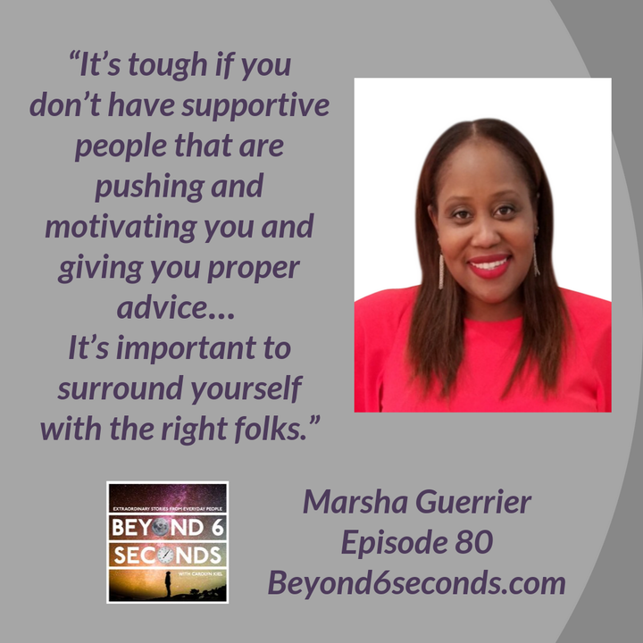 Episode 80: Marsha Guerrier – Women on the Rise NY