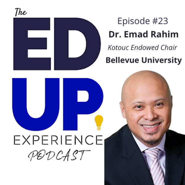 23: Social Empathy and the Responsibility of Higher Education - with Dr. Emad Rahim Image