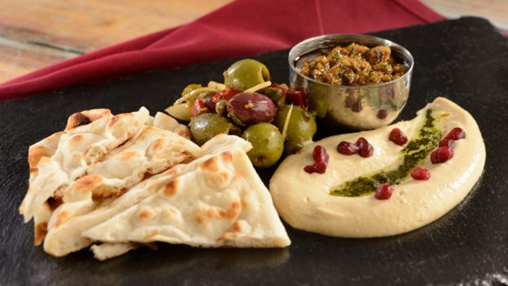 New Small Plates Menu at Spice Road Table in EPCOT