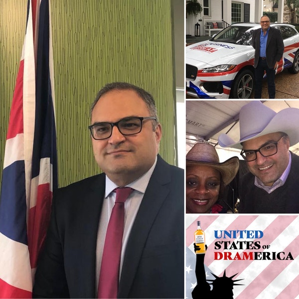 Episode 43 - Richard Hyde, British Consul General in Texas Image