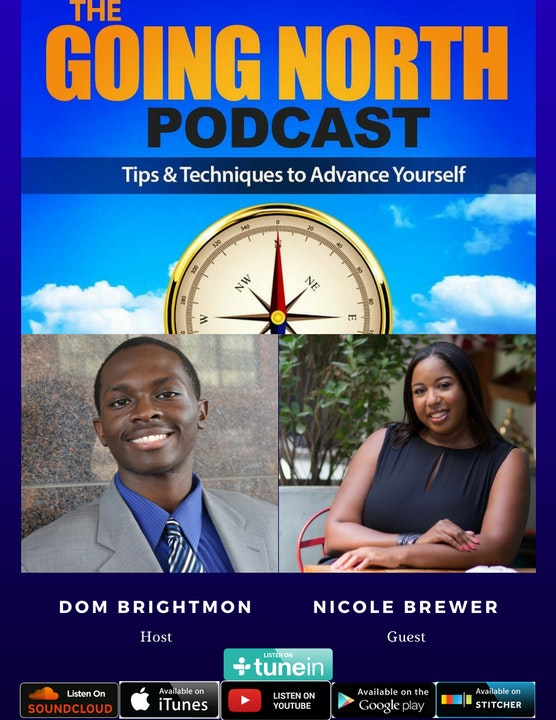"""54 - """"Living & Traveling Abroad"""" with Nicole T. Brewer (@iluv2globetrot)"""