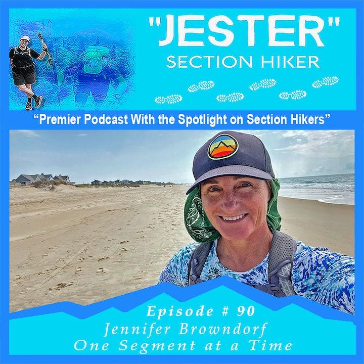 Episode #90 - Jennifer Browndorf