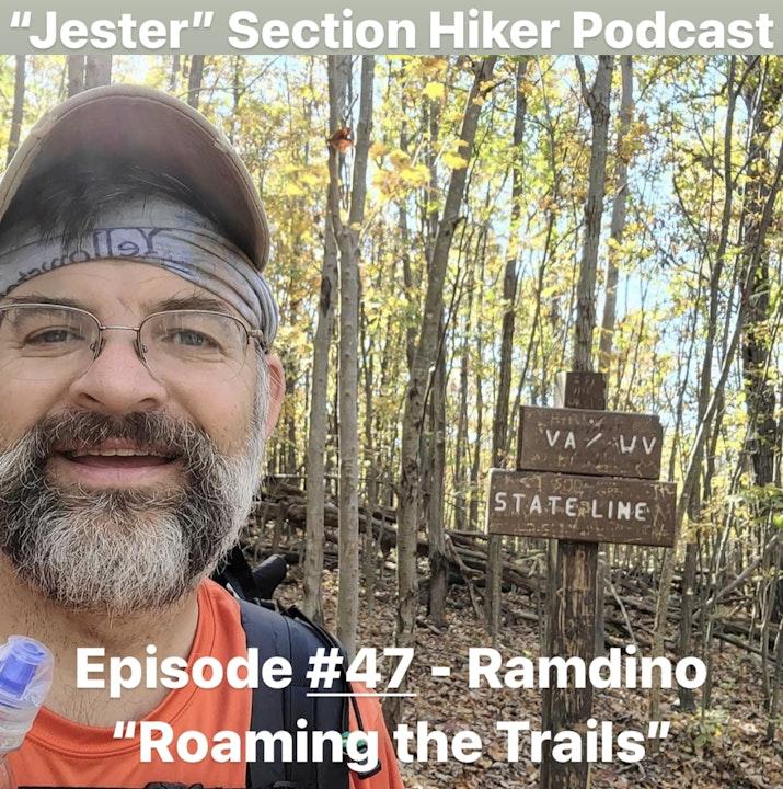 Episode #47 - Ramdino