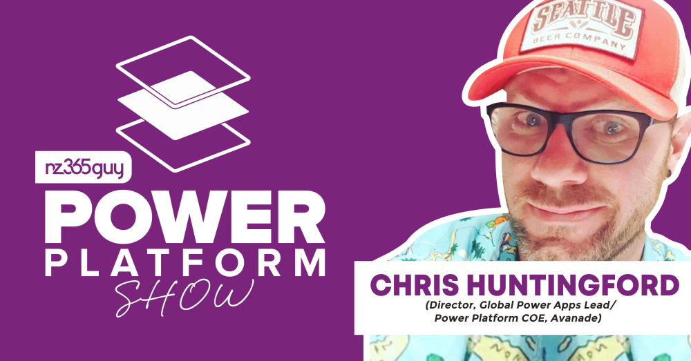 Apps or Platform with Chris Huntingford