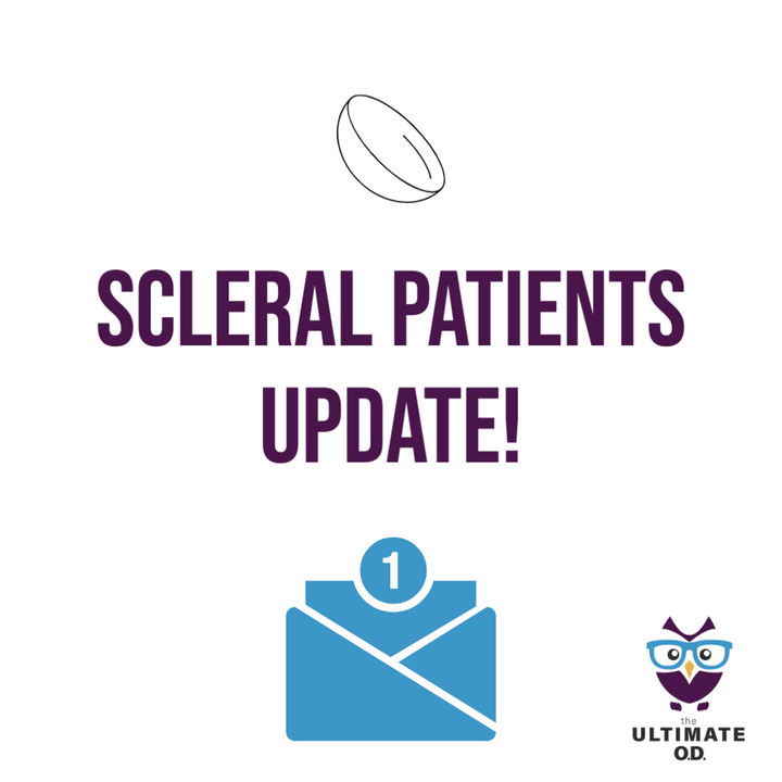 Office Talk: Scleral Patients Update - E28
