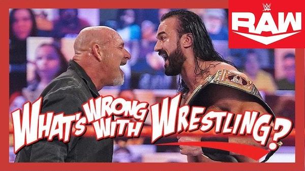 NEW YEAR, SAME SHIT - WWE Raw 1/4/21 & SmackDown 1/1/21 Recap Image