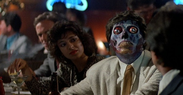 Midweek Mention... They Live Image