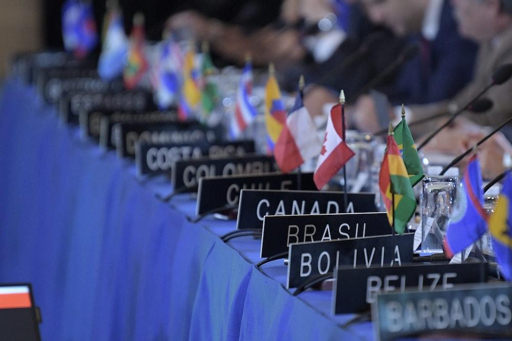 Resolución de la OEA pondrá plazo a Ortega para implementar reformas electorales
