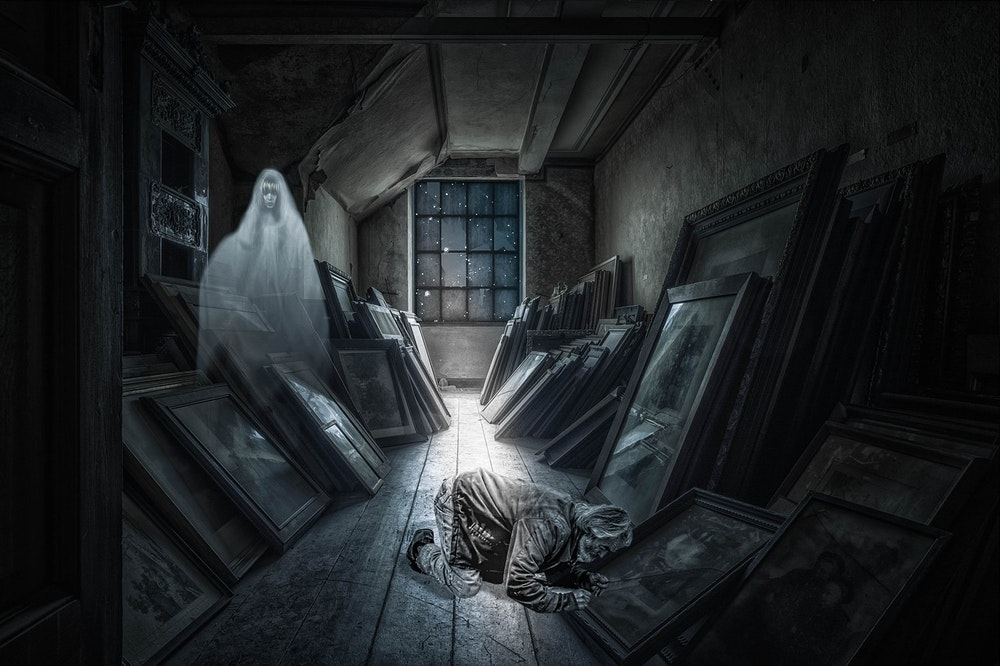 How To Live in A Haunted Home