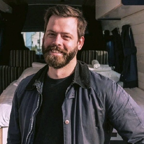 Jared Campion: Customized Camper Van Entrepreneur Image