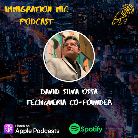 David Silva, and Techqueria's Fundraising For Undocumented Families Image
