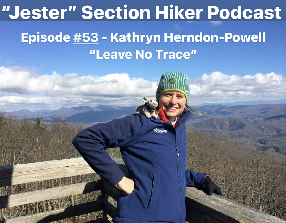 Episode #53 - Kathryn Herndon-Powell