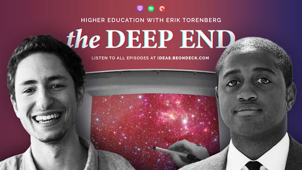 1   Higher Education with Erik Torenberg Image