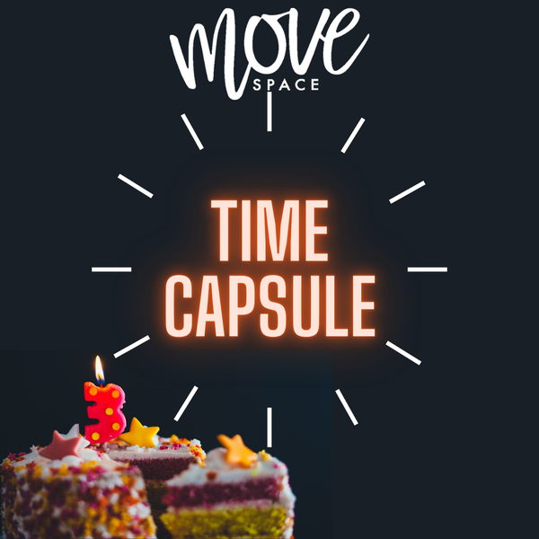 Movespace Third Birthday Time Capsule Image