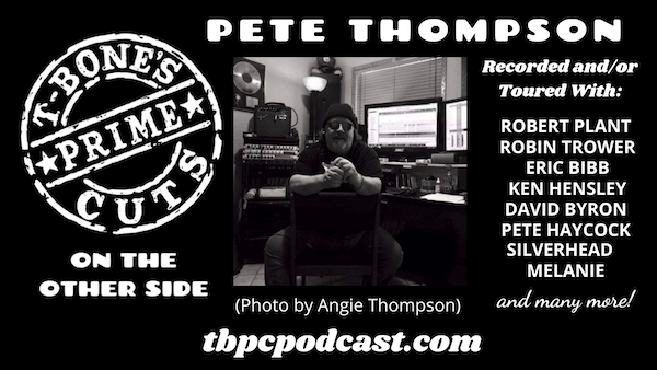 Episode #2 - Drummer Pete Thompson Image