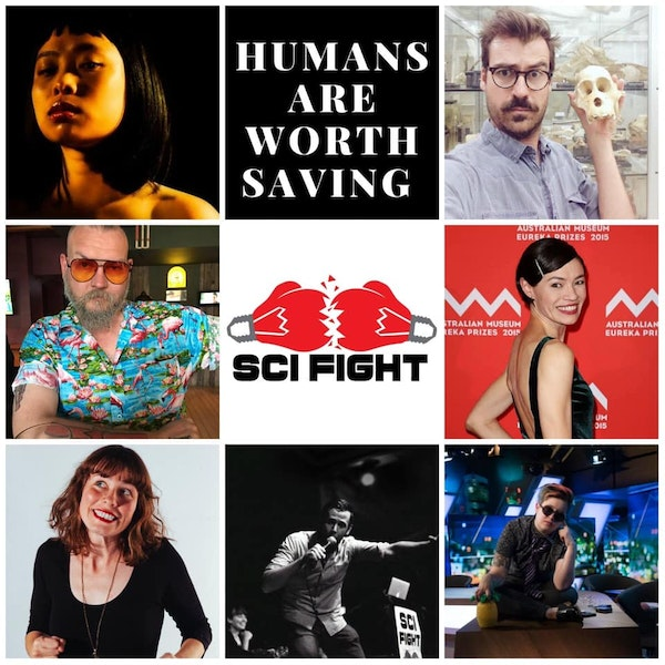 🧪🥊 Sci Fight — Are Humans Worth Saving? | Science Comedy Debates Image