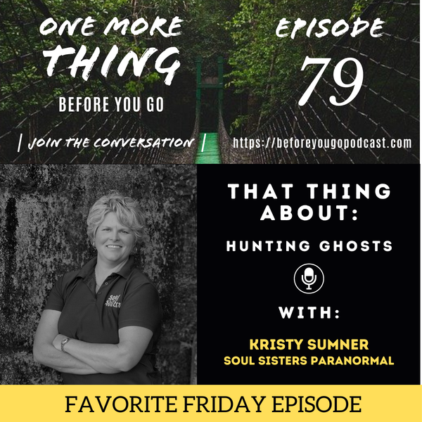 That Thing About Hunting Ghost -Favorite friday Episode