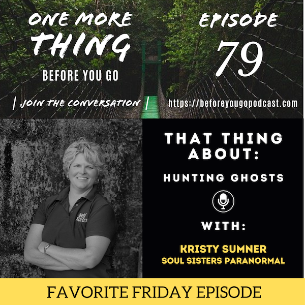 That Thing About Hunting Ghost -Favorite friday Episode Image