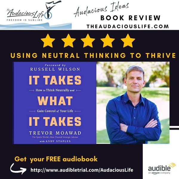 """Done with """"positive thinking?"""" Try neutral thinking to thrive"""