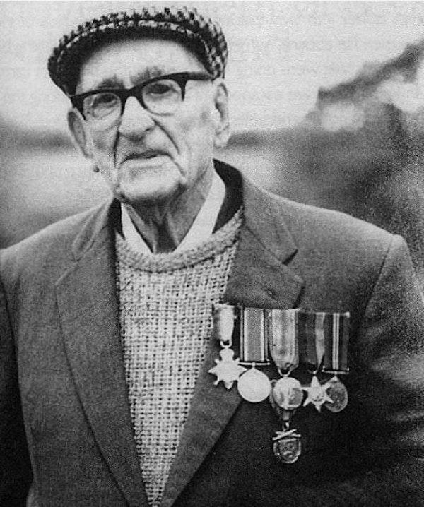 17 Gallipoli Part 2. WW1 Memoirs of Sgt Fred Reynard Image