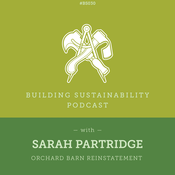 Orchard Barn Reinstatement - Sarah Partridge - BS30 Image