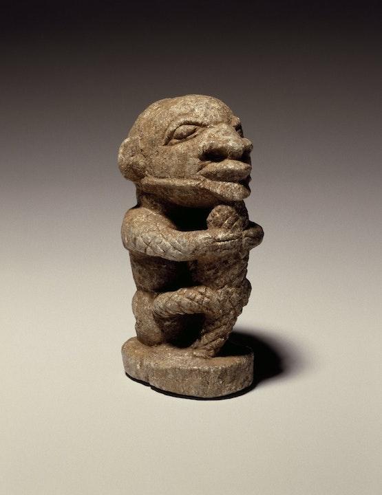 The Mysterious Nomoli Stones Image