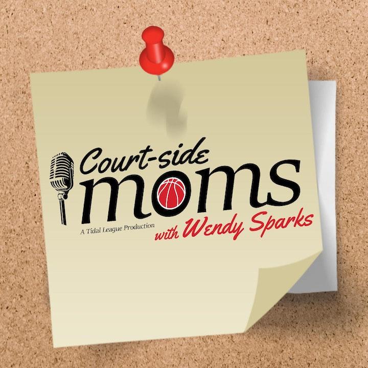 Court-side moms