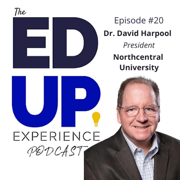 20: Dr. David Harpool, President, Northcentral University Image