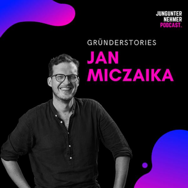 Jan Miczaika, HV Capital | Gründerstories Image