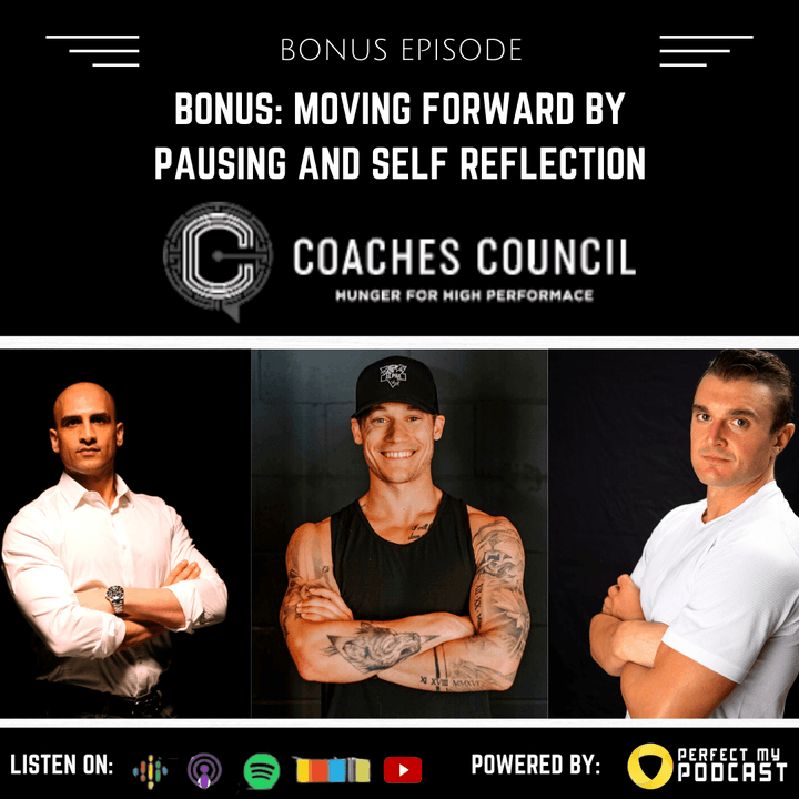 Episode image for Bonus Episode: Sam Tooley - The Power of Self Reflection and Mentorship